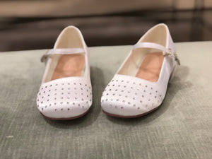 Crystal Dot Shoe