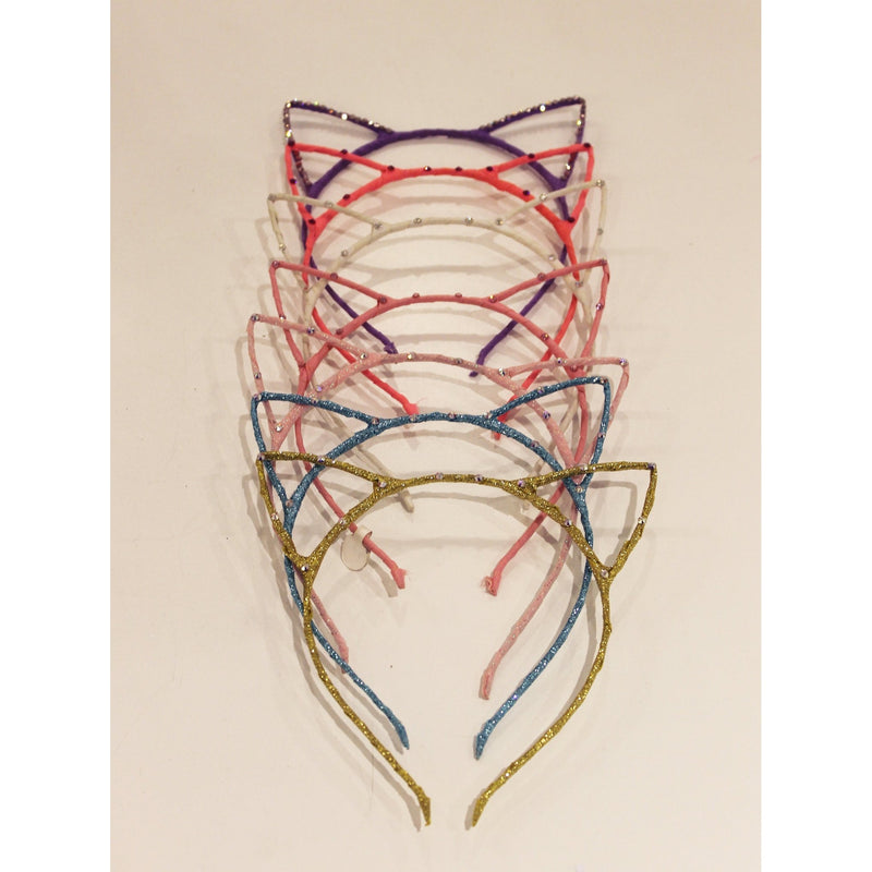 Bari Lynn Kitty Ears Headband