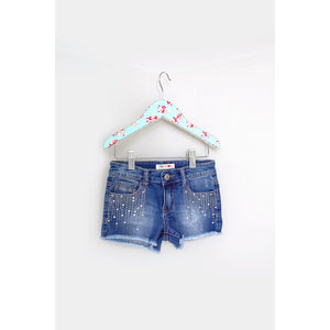Maeli Rose Denim Shorts