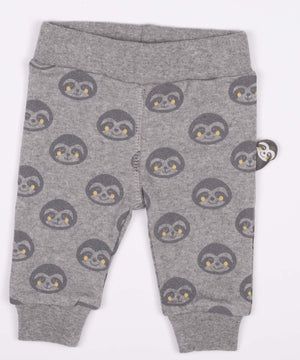 Sloth Face Leggings