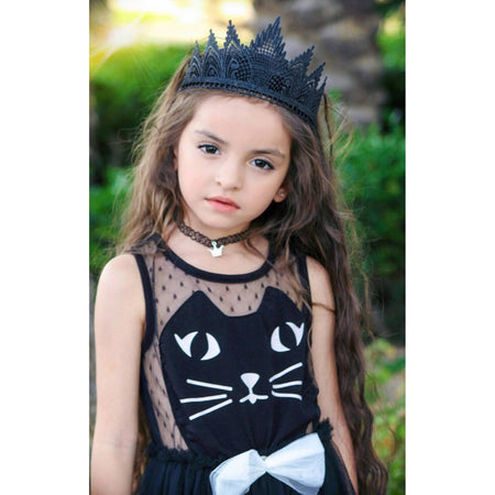 Love Crush Crowns Sevyn Tiara Evil Queen Black Swan