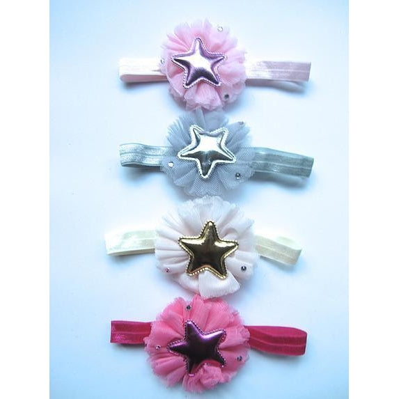 Tulle Star Headband