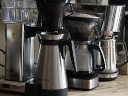 auto-drip coffee brewer