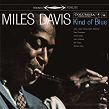 Miles Davis - Kind of Blue, 180 gram Vinyl Record: New, Sealed in Plastic