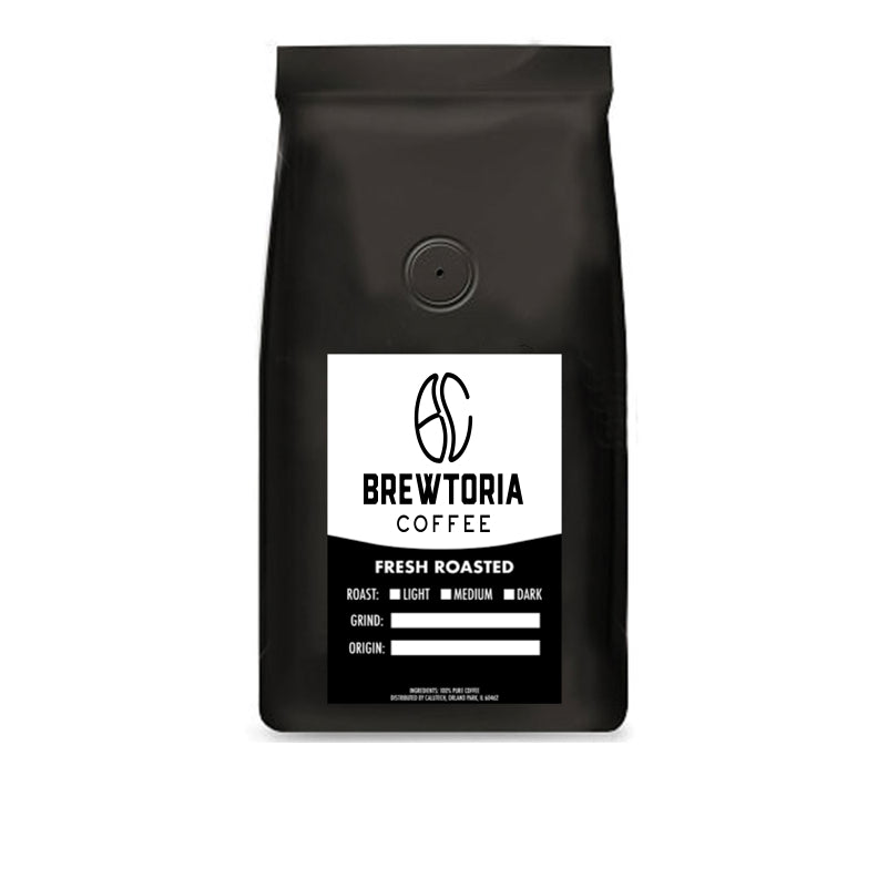 6 Bean Blend | Dark Roast, Great for Espresso