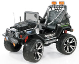 Peg Perego Gaucho Superpower 24V 2 Seater Electric Jeep