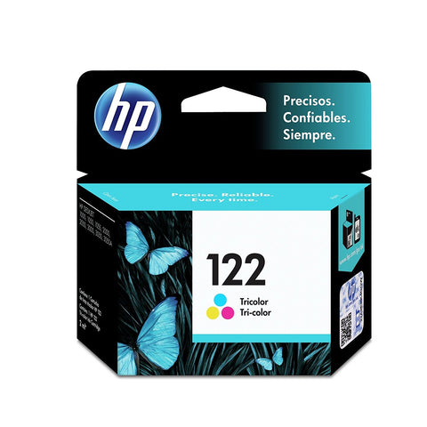 HP 122 Color Original Ink Cartridge