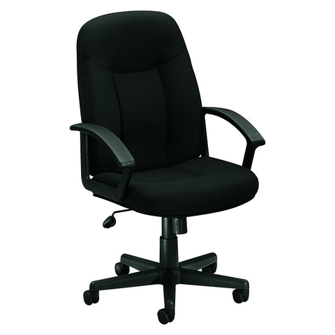Basyx by HON HVL601 Executive High-Back Swivel/Tilt Chair