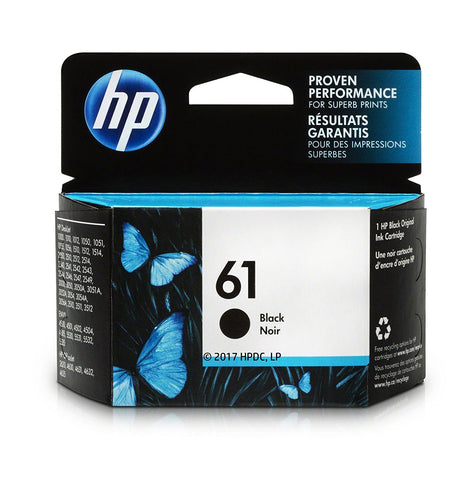 HP 61 Series Original Ink Cartridge