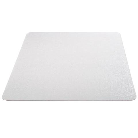 Deflecto EconoMat Rectangle Chairmat For Hard Floor