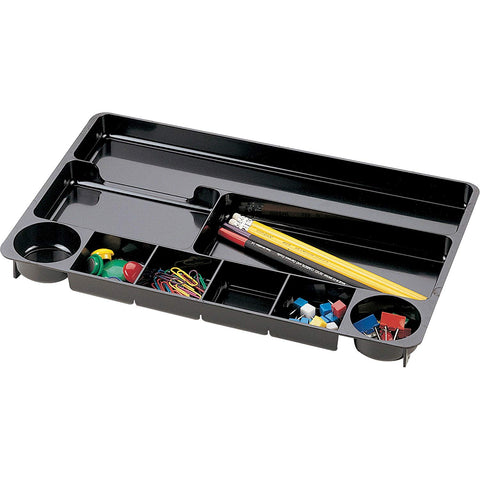 OIC 9-Compartment Desk Tray