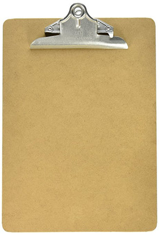 OIC 83100 Letter Size Clipboard