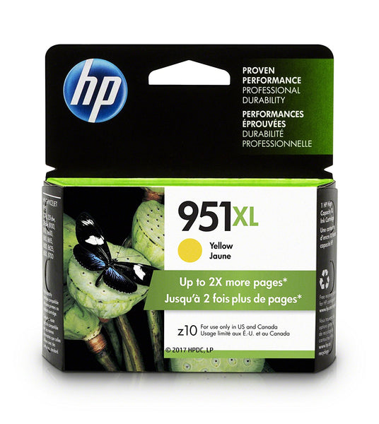 HP 951 XL Series Original Ink Cartridge