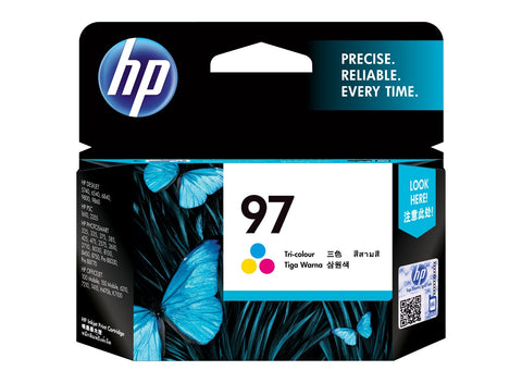 HP 97 Color Original Ink Cartridge