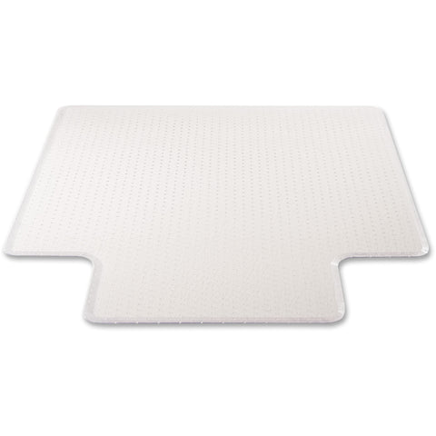 Deflecto EconoMat Chairmat With Lip For Carpet