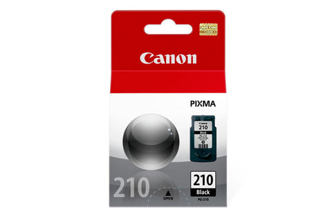 Canon PG-210 Black Original Ink Cartridge