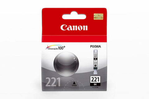 Canon CLI-221 Black Original Ink Cartridge
