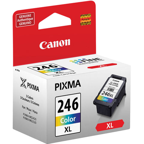 Canon CL-246 XL Color Original Ink Cartridge