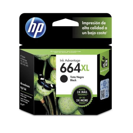 HP 664 XL Series Original Ink Cartridge