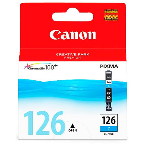 Canon CLI-126 Series Original Ink Cartridge