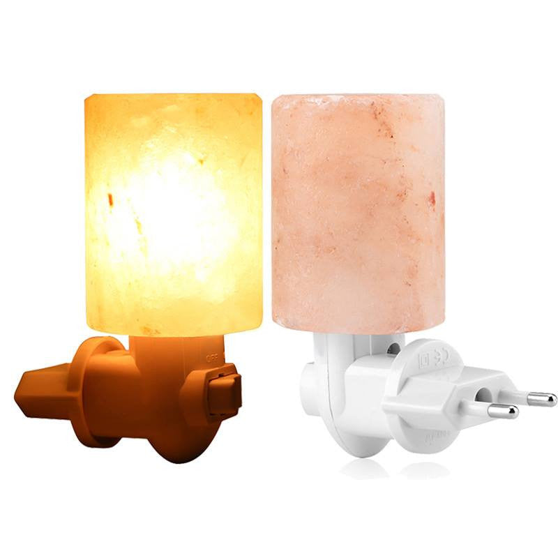 Himalayan Salt Lamp For Nursery : Himalayan Salt Lamp Air Purifier Crystal Salt Rock Night Light - EyeCandy Trends