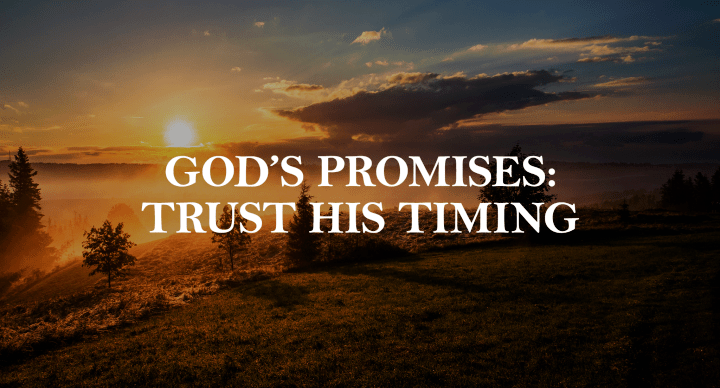 10 Encouraging Bible Verses About God's Promises
