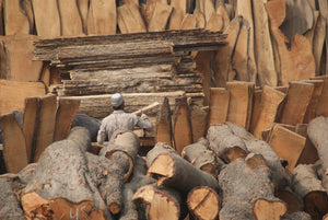 Explore the Center of Wood Working Craft in India