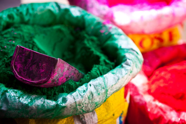 Holi: The Most Colorful Indian Holiday