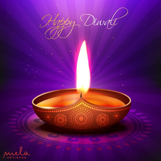 Happy Diwali from Mela Artisans!