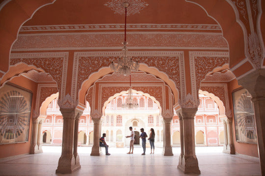 The Romance of Rajasthan: Jaipur