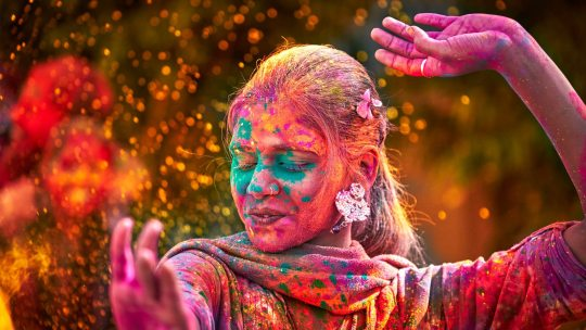 Celebrate Holi with Mela Artisans