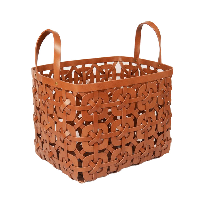 Au Natural Inherent Weaving Basket, Small