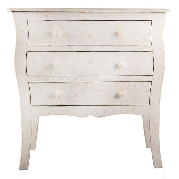 Imperial Beauty Three Drawer Dresser