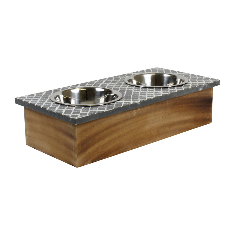 Fantasy Pet Feeder in Grey