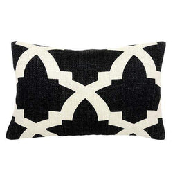 Bali Decorative Pillows in Black