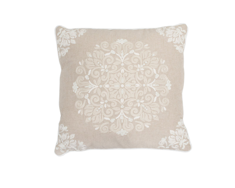 Hanging Gardens Paisley Pillow