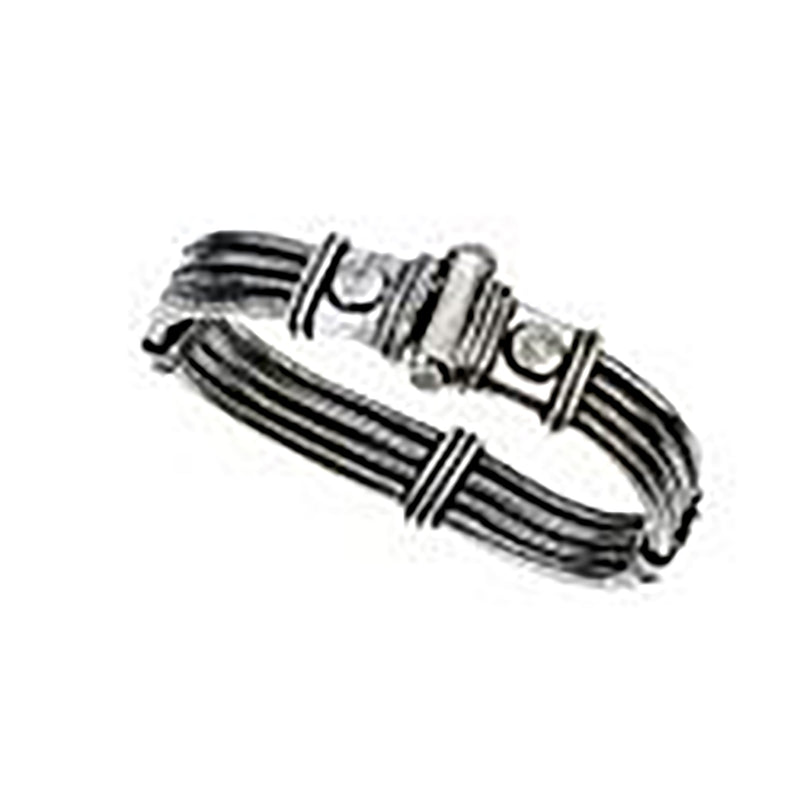 Temple Dancer Bracelet in Sterling Silver