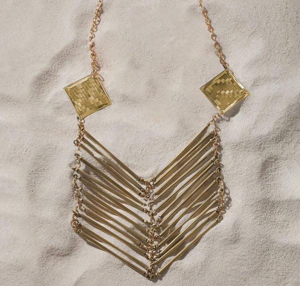Lolita Necklace in Gold