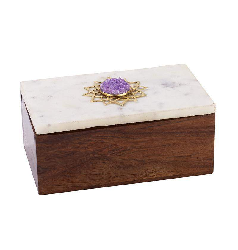 Noor Jewelry Box