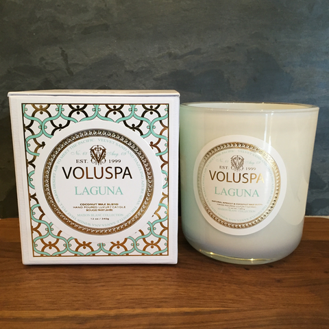 Voluspa 12oz Laguna Candle