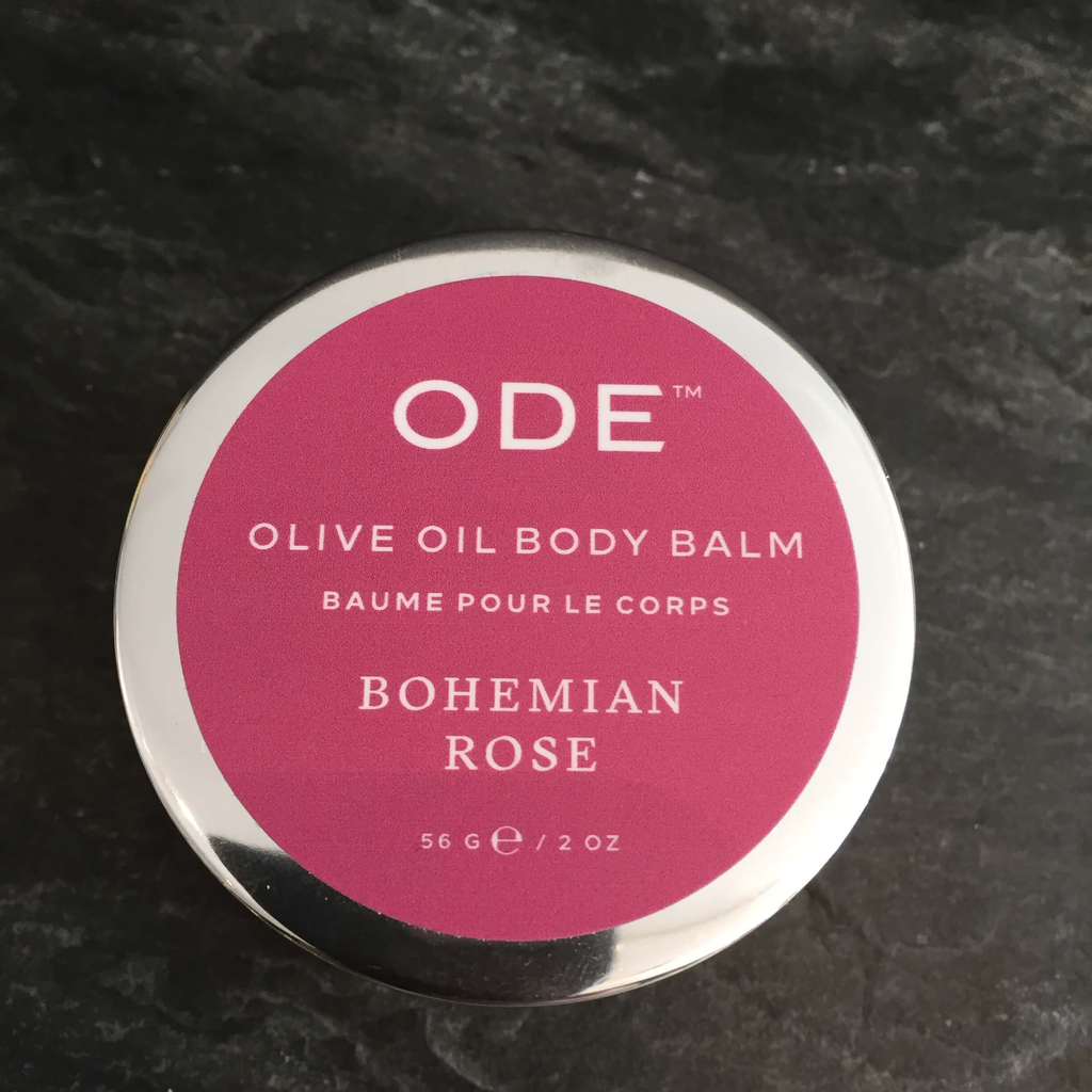ODE Bohemian Rose Olive Oil Body Balm