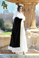 Queen's Royal Cloak (Black)