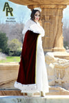 Queen's Royal Cloak (Burgundy)