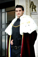 King's Royal Cloak (Burgundy)