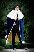 King's Royal Cloak (Blue)