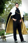 King's Royal Cloak (Black)
