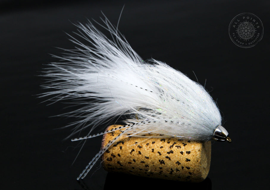 "Video: Fly Tying - Smelt Trout Streamer - ""Bad Ass Bill v2.0"""