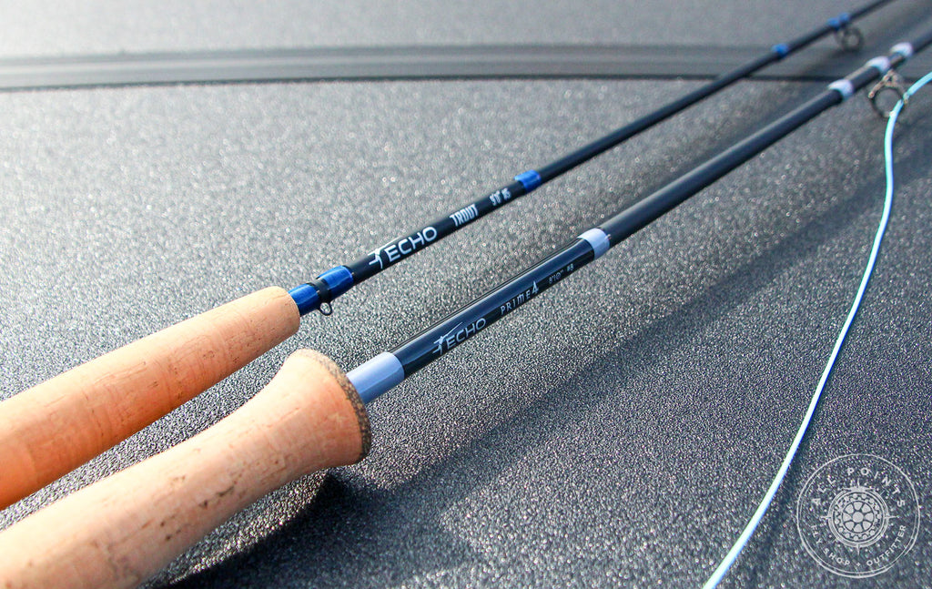 Gear Review: Echo Prime + Echo Trout Fly Rod - First Impressions