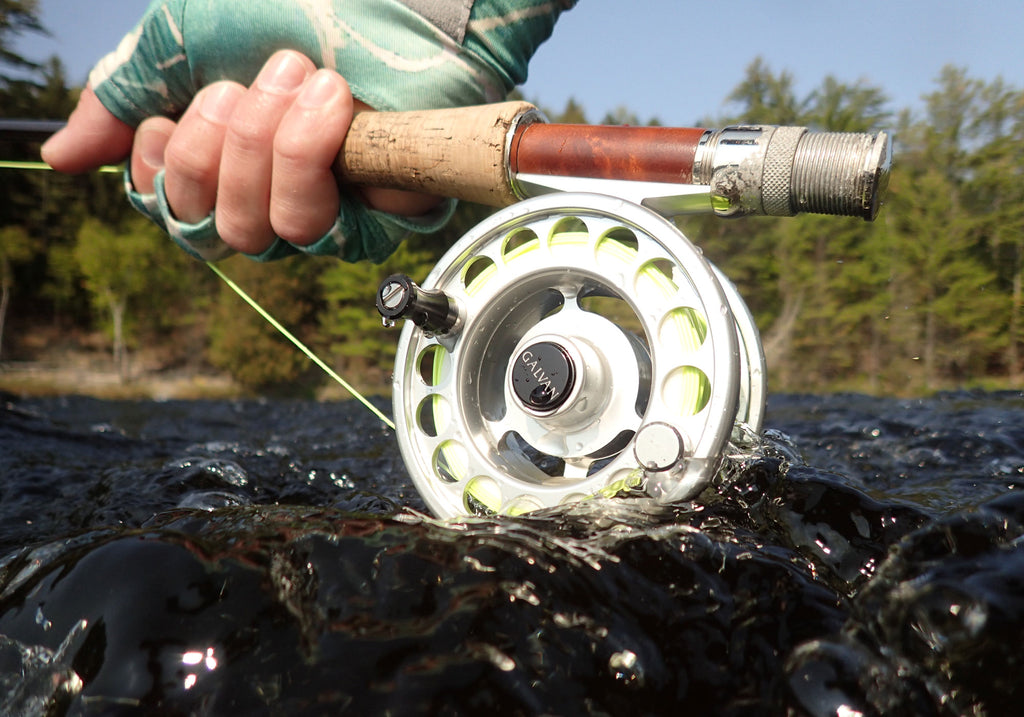 Gear Review: Galvan Rush Light Fly Reel