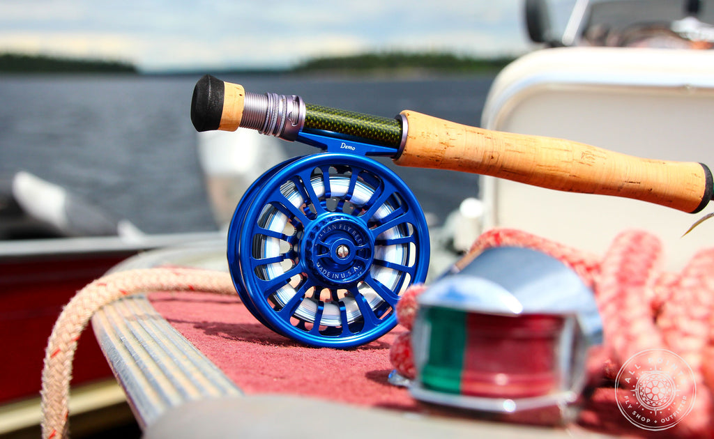 Gear Review: Galvan Torque Fly Reel - Tested on the Atikonak River